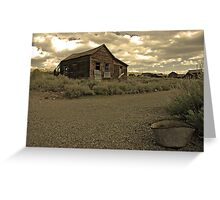 Bodie California 2 Greeting Card