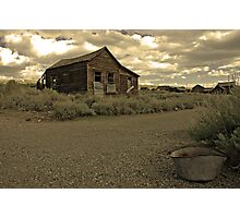 Bodie California 2 Photographic Print