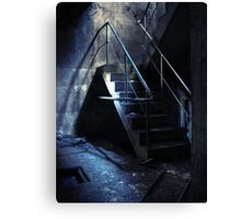 25.4.2011: Death of Industry Canvas Print
