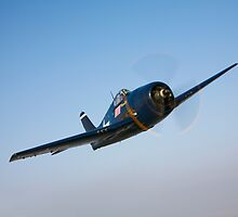 F6F-5 Hellcat by StocktrekImages