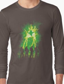 Cleaning Up Town Long Sleeve T-Shirt