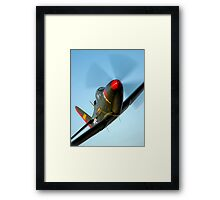 P-63 Kingcobra Framed Print