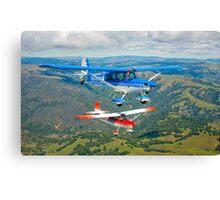 Champion Aircraft Citabrias Canvas Print