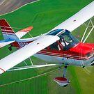 Champion Aircraft Citabria by StocktrekImages