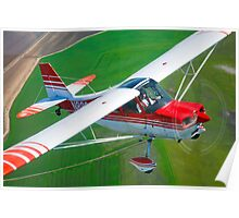 Champion Aircraft Citabria Poster