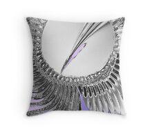 """""""Royal Diadem"""" Throw Pillow"""