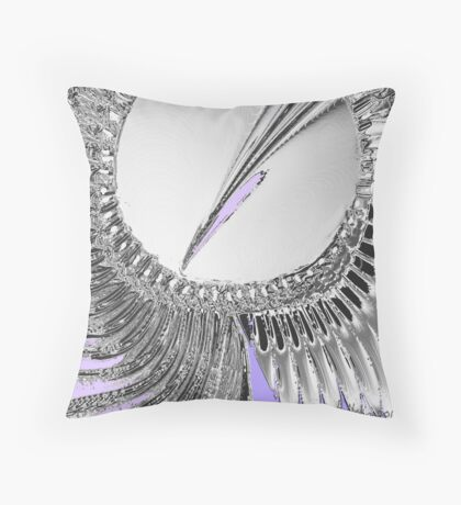"""Royal Diadem"" Throw Pillow"