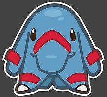 Phanpy by Eat Sleep Poke Repeat