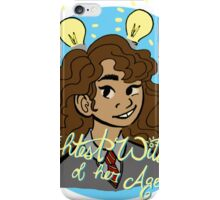 Brightest Witch iPhone Case/Skin