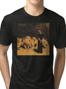 From the lion's mouth Tri-blend T-Shirt