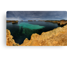 Bay of Islands Pan Canvas Print