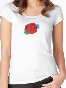 RGB Photographer Women's Fitted Scoop T-Shirt