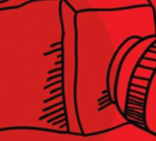 RGB Photographer Sticker