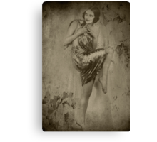 Vintage Theatre Canvas Print