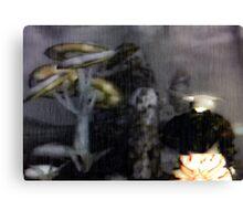 Mourn the Mushroom Canvas Print