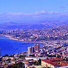 Valparaiso II by Daidalos