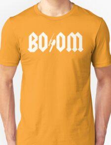 BOOM - AC DC Parody Unisex T-Shirt