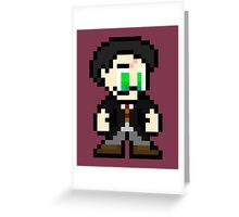 Pixel Potter Greeting Card