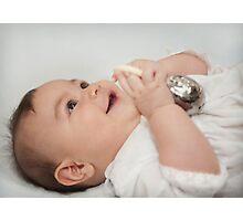 Precious Babe Photographic Print