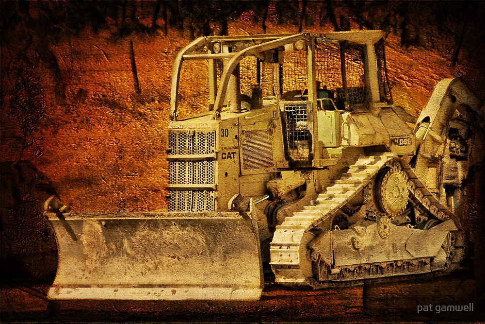 Earth Mover by pat gamwell