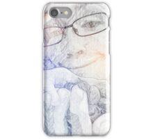 MY shnails my precious shnails iPhone Case/Skin