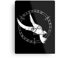 Crippled Black Phoenix 2015 A.D. (White V.1) Metal Print