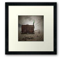 Forgotten wanderers Framed Print