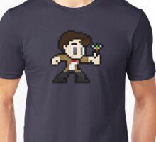 8-Bit 11th Doctor Unisex T-Shirt