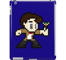 8-Bit 11th Doctor iPad Case/Skin