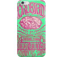 YARDBIRDS iPhone Case/Skin