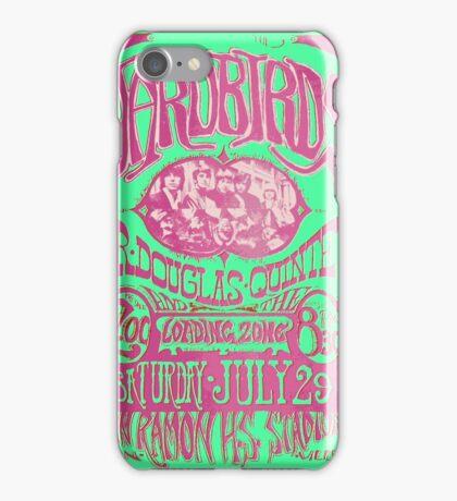 YARDBIRDS iPhone Case/Skin