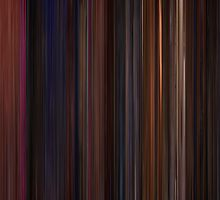 Moviebarcode: Moulin Rouge (2001) by moviebarcode