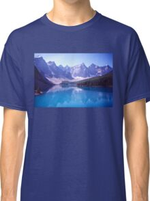 Valley of the Ten Peaks Classic T-Shirt
