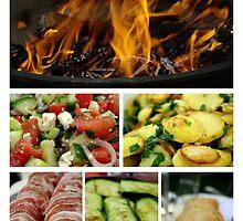 BBQ Impressions by TriciaDanby