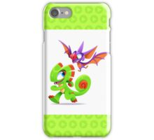 Yooka-Laylee iPhone Case/Skin