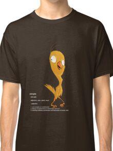 Simple Bird Classic T-Shirt