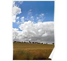 Under a Big Sky Poster