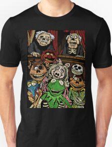 Zombie Puppets Color T-Shirt