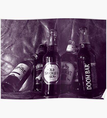 Fine Ale - Pub Images Poster