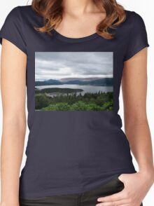 Beauty of Newfoundland Women's Fitted Scoop T-Shirt