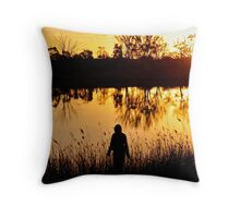 Child's Play. . . Throw Pillow