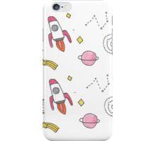space pattern iPhone Case/Skin