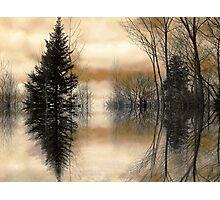 """""""Mirror"""" Photographic Print"""
