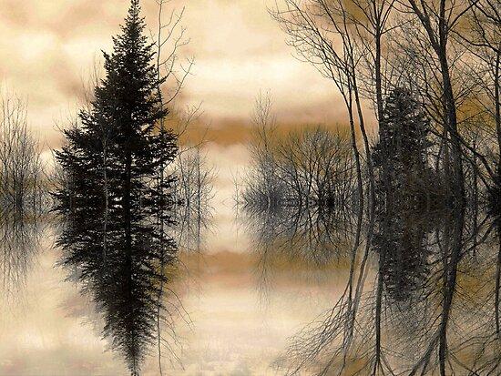 """""""Mirror"""" by Elfriede Fulda"""