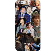 supernatural edit iPhone Case/Skin