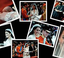 The Royal Wedding by Dawn M. Becker