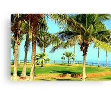 Paradise In Broome Canvas Print