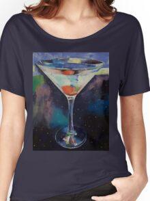 Bombay Sapphire Martini Women's Relaxed Fit T-Shirt