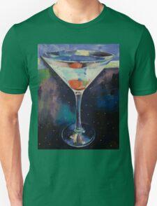 Bombay Sapphire Martini Unisex T-Shirt