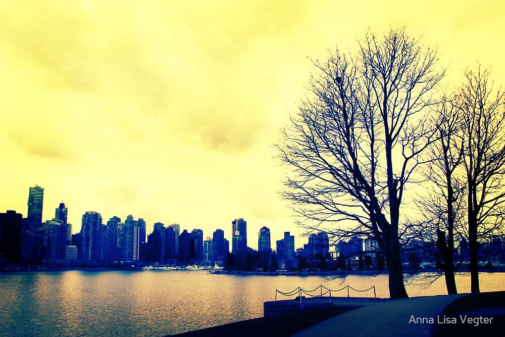 Vancouver's Magic Charm no. 62 by Anna Lisa Vegter
